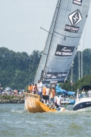 Itajaí Sailing Team disputa a Regata Mormaii